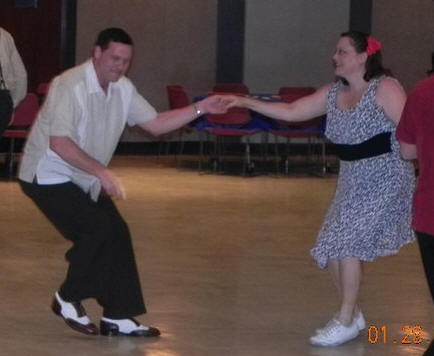 Lindy Hop - the original swing dance!