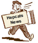 Hepcats Email Newsletter - sign up & stay Hep to the Jive!